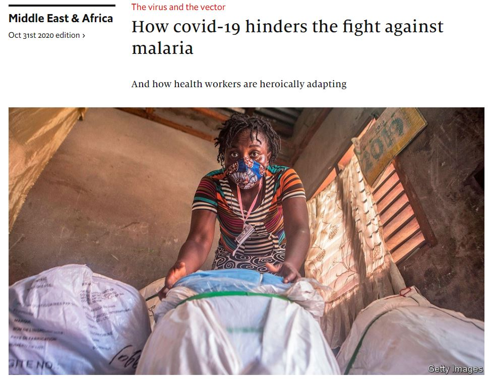 economist_2020-10-31_How covid-19 hinders the fight against malaria