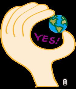 yes-globe